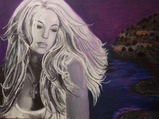 Shakira by eburkard